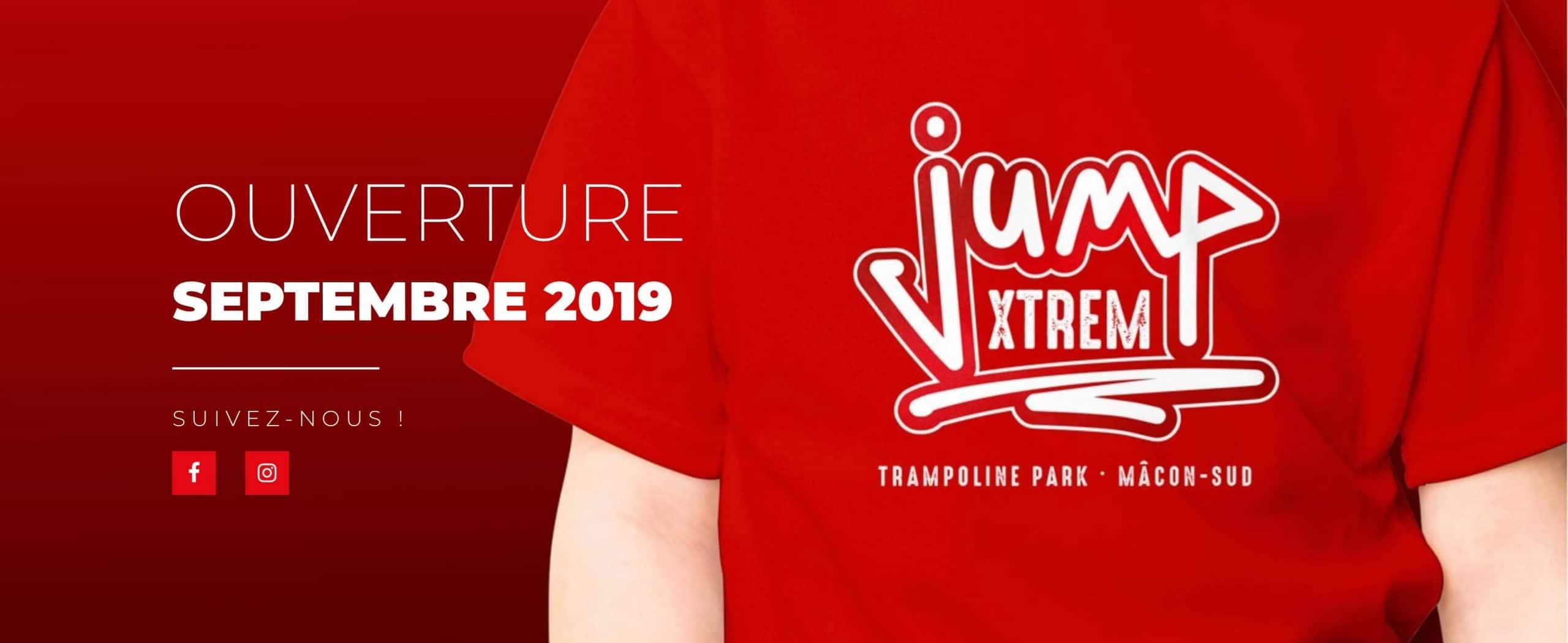 Création campagne communication JumpXtrem