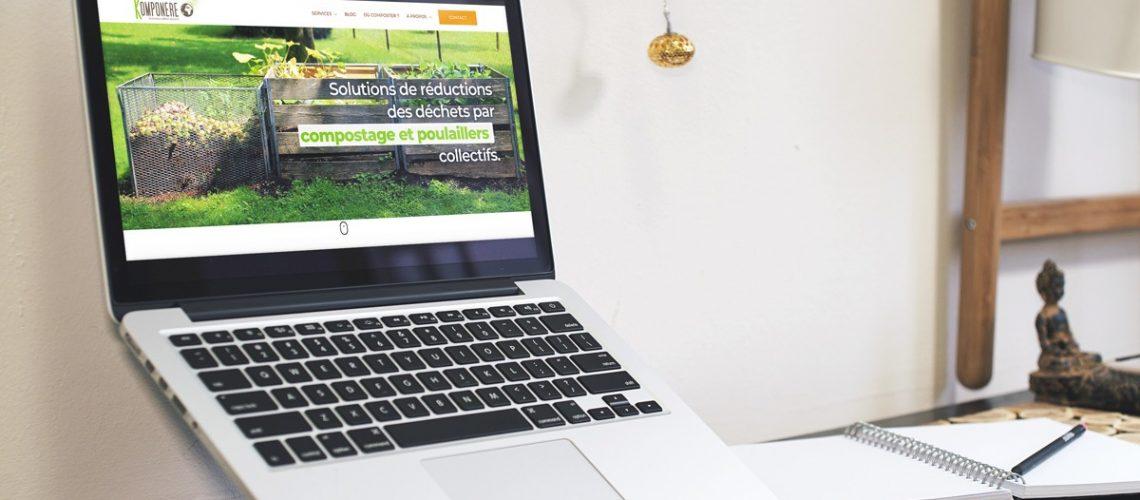 Site web Komponere