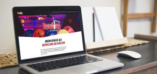 Site web Bowling de Macon